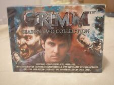 GRIMM Season 2 Trading Cards Sealed Box