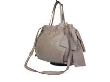 PRADA Leather Browns Shoulder Bag PS16894L
