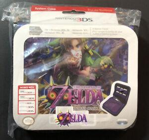 Official Nintendo 3DS System Case [ Legend of Zelda Majora's Mask Edition ] NEW