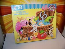 Littlest Pet Shop Puzzle Kenner LPS 1993 Complete Rare G1 Tonka SHIPS FAST