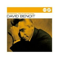 David Benoit-MASTERPIECES-Best of the GRP years (Jazz Club) CD 18 tracks NEUF