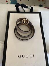 Gucci, Gürtel, GG, Original