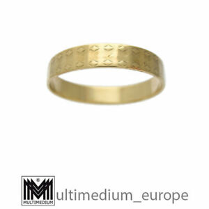 333er Gelbgold Ehering Trauring 8ct yellow gold 333 wedding ring 🌺🌺🌺🌺🌺