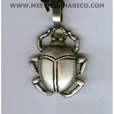 ciondolo amuleto scarabeo egizio