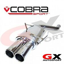 BM18 Cobra Sport BMW 3 Series 320 E46 98-06 Rear Exhaust Back Box