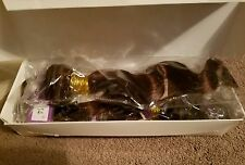 "Fashion Plus Brazillian Grade 7A 100% Human Hair  12"" 14"" 2-Bundles Read Details"