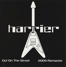 HARRIER - Out On The Street EP CD 2009 Remastered cardboard-sleeve NWOBHM