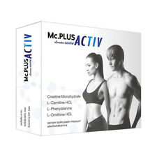 Mc.Plus Creatine Activ New weight loss innovation for the Medical profession 20T