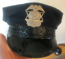 Police officers hat. Circa 1960
