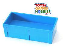 *NEW* LEGO DUPLO Blue Feeding Trough - Animals Farm Zoo Yard Building Food Barn