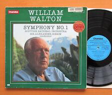 ABRD 1095 Walton Symphony no. 1 Gibson Scottish National Orchestra Chandos VG/VG