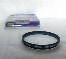 Hoya 49mm Star Six Effect Filter