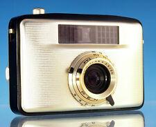 Pentacon PENTI II schwarz gold mit Meyer-Optik Domiplan V 3,5/30 mm - 32096