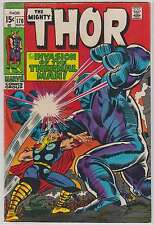 L1060: Mighty Thor #170, Vol 1, F-F+ Condition