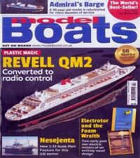 July Model Boats Monthly Craft Magazines in English