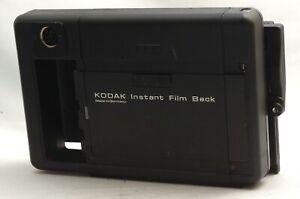 @ Ship in 24 Hours! @ Rare! @ Kodak Instant Film Back Holder for PR 10