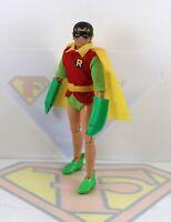 """Vintage 1972 Mego Robin ~WGSH Original 8"""" Type 1 Action Figure ~100% Complete"""