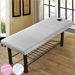 Beauty Massage Table Cover Spa Bed Salon Couch Elastic Sheet Bedding 190x70cm