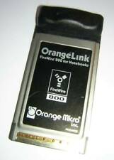 Orange Micro OrangeLink 2-Port Firewire 800 CardBus Pc Card