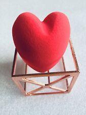 Beauty Super Soft Red Heart Shaped Foundation Blender Makeup Sponge