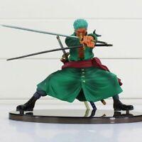 Anime One Piece  Roronoa Zoro Sauron PVC Action Figure Collection Figurine Toy G