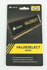 4GB DDR4 RAM PC Desktop Memory 2133Mhz PC4-17000 Corsair Value Select