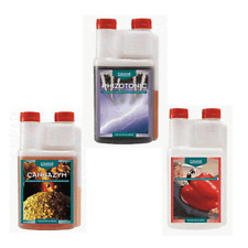 CANNA 250ML COMBO PACK - CANNAZYM + RHIZOTONIC + PK 13-14 ADDITIVES