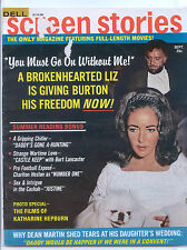 SCREEN STORIES  September 1969 (9/69) - Complete Issue