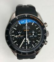 [Omega] OMEGA Watch Speedmaster HB-SIA Black Dial Co-Axial Automatic Chronograph