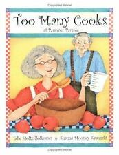 NEW - Too Many Cooks: A Passover Parable by Zolkower, Edie Stoltz
