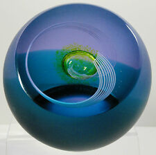 Caithness Star Conquest LE Paperweight Alastair MacIntosh 1994