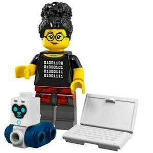 LEGO minifigure serie 19 - PROGRAMMATRICE - 71025_5