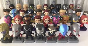 Lot of 38 McDonald's 2019 Marvel Avengers Endgame Happy Meal Toys