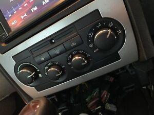 Chrysler 300c Heater Control Panel Hivac Air Conditioning Crd Hemi HVAC 2
