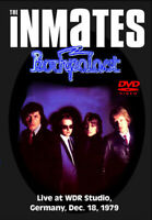 THE INMATES ROCKPALAST DVD LIVE IN GERMANY 1979 PUB ROCK GARAGE FSVD-013