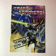 Transformers Reinforcements from Cybertron Insert 1984 G1 Free Shipping