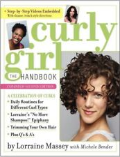 The Curly Girl Handbook By Lorraine Massey Curly Girl Method CGM Bible PDF Only