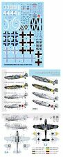 1/48 MESSERSCHMITT BF-109G-10 1944~1945 / MONOKIO Decals