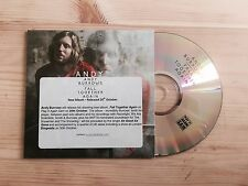 Andy Burrows Fall Together Again Promo / DJ CD 2014 PIAS Razorlight