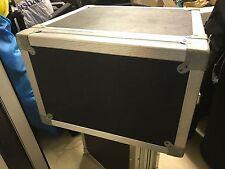 Calzone 4 Space ATA Mixer Amp Rack Road Case / Top Mixer Rack - Authentic