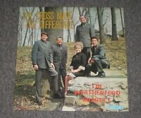 The Weatherford Quartet~The Cross Made The Difference~Xian Gospel~FAST SHIPPING!