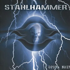 """STAHLHAMMER """"Opera Noir"""" CD German Industrial Metal stahlmann megaherz oomph!"""