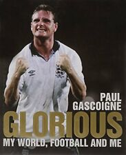 Paul Gascoigne __ Glorious Mi Mundo Fútbol and Me __ barand Nuevo __