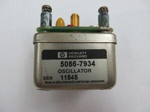 HP Agilent 5086-7934 Yig Tuned Oscillator 3GHz-6.8GHz 8753D 8753E
