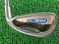 Ping G2 Silver Dot 9-iron w/Uniflex Steel shaft & Golf Pride CP2 Wraps Men's RH