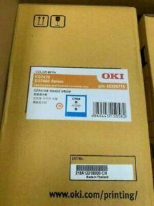 Genuine OKI 45395715 CYAN Image Drum - For ES7470 ES7480 Series - 30K pages