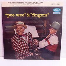 PEE WEE & FINGERS How ya gonna keep em down on the farm EAP 1 783