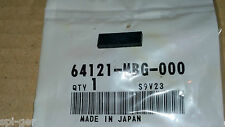VT1300 NRX1800 CBR1000-RR Honda New Genuine Protector Rubber P/No. 64121-MBG-000