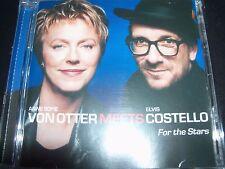 Anne Sofie Von Otter Meets Elvis Costello For The Stars CD – Like New
