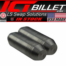 LS - 2pc Dowel Pins - Engine to Transmission Steel Alignment Pin - Extended L...